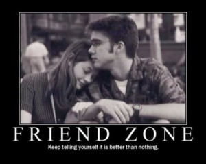Trapped in the friend zone